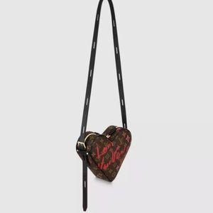 Louis Vuitton LTD ED Couer Heart bag